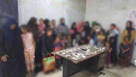 السجن 6 سنوات لـ6 متهمين باستغلال أطفال في التسول بالجيزة