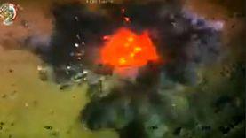المتحدث العسكري يعيد نشر «بيان الثأر» لشهداء «الواحات» (فيديو)