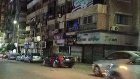 حملات مكثفة في اليوم الثاني للحظر بالإسماعيلية وتحرير 20 مخالفة