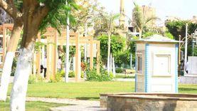 نقطة للأطفال المفقودين بكورنيش المنيا وتطوير ميدان أبراج الجامعة