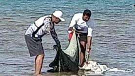 العثور على جثمان صياد غرق منذ أسبوعين بمياه السويس