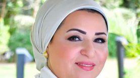 تكريم سيدات مصر والأطفال ودعم التراث.. مناسبات تحدثت بها انتصار السيسي