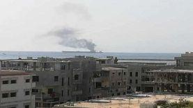 سر الانفجار الغامض في البحر المتوسط قرب سوريا (فيديو)