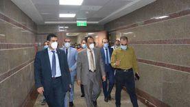 إنشاء مستشفى دير مواس العام بتكلفة 216 مليون جنيه في المنيا