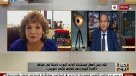 أفضل مستشارة لإدارة الثروات بأمريكا: لم أصدق التغيير الحادث في مصر