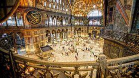 """الاتحاد الأوروبي يدين قرار تركيا بتحويل """"آيا صوفيا"""" إلى مسجد"""