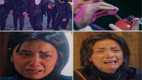 مشهد اغتصاب سهر الصايغ في مسلسل «الطاووس» يتخطى مليون مشاهدة