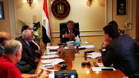 توفيق يطالب أعضاء النقابات بإرسال ملاحظاتهم على مسودة اللائحة الموحدة