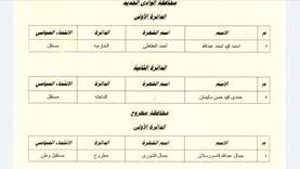 مستقبل وطن يحصد مقعدين من 7 في انتخابات الإعادة بالأقصر