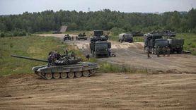 تصاعد التوتر الروسي الأمريكي.. موسكو تحشد شرق أوكرانيا وواشنطن تتحرك
