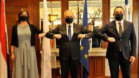 اتفاق وزراء مصر واليونان وقبرص على تعاون شباب البرلمانيين للدول الثلاث