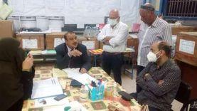 إجراءات احترازية مشددة فى لجان امتحانات الدبلومات الفنية بمطروح
