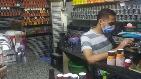 حملات لمتابعة تنفيذ الإجراءات الاحترازية لمكافحة فيروس كورونابدمياط
