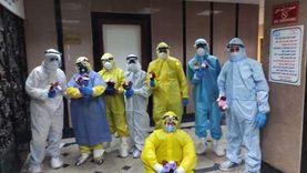 نائب مستشفى النجيلة السابق: مصر في بداية موجة كورونا الثانية