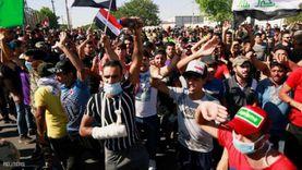 في ذكرى مرور عام على الاحتجاجات.. اندلاع مظاهرات جديدة بالعراق