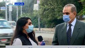 """محافظ كفر الشيخ يؤكد عدم تضرر أي مناطق بـ""""حزام الأمطار"""""""