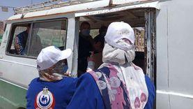 الصحة: فرق التواصل المجتمعي قدمت التوعية لأكثر من 75 ألف مواطن ضد كورونا