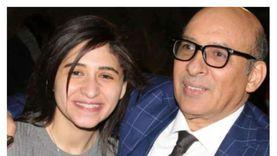 ابنة ماهر سليم بعد استلام تكريم والدها: ربنا نزل على قلبي السكينة