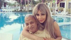 وفاة والد الإعلامية إيمان أبو طالب