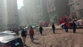 السيطرة على حريق بمنزل في كفر الشيخ دون وقوع خسائر