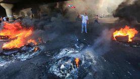 لبنان: إزالة آثار الاشتباكات بين المتظاهرين والأمن من شوارع بيروت