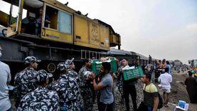 إخلاء سبيل قيادات السكة الحديد بكفالة في حادث قطار بنها