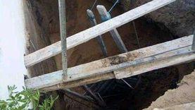 مصرع عامل غرقاً في «بلاعة» للصرف الصحي بالمحلة