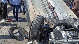 إصابة 6 أشخاص في حوادث متفرقة بجنوب سيناء