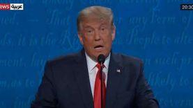 ترامب: الإعلام الأمريكي تعامل معي بشكل مريع ولم يعاملني بإنصاف