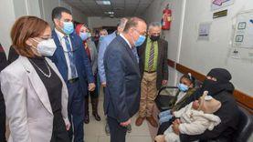 مراكز الصحة والفرق الطبية بالمحافظات تواصل منح التطعيم ضد شلل الأطفال