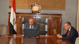 وزير الخارجية يُشارك في الاجتماع الأممي الخاص بالوضع الإنساني في لبنان