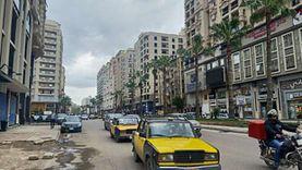 غيوم ورياح باردة.. طقس غير مستقر بالإسكندرية قبل «نوه السلوم»