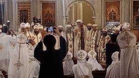 أسماء وكنائس 15 كاهنا رُقوا إلى رتبة القمصية في الإسكندرية