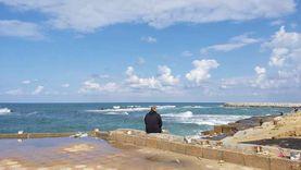 استقرار الطقس في الإسكندرية والصيادون الهواة يخرجون إلى الكورنيش