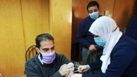 «صحة الغربية» تواصل تطعيم الأطقم الطبية بلقاح كورونا