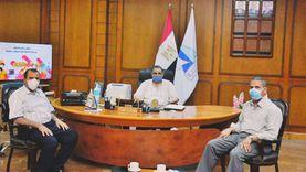 تشجيع الباحثين بجامعة كفر الشيخ وأعضاء التدريس لزيادة القدرة التنافسية