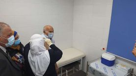 «صحة القليوبية» تبدأ تطعيم الجرعة الثانية للحاصلين على لقاح كورونا