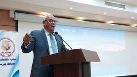 محافظ بورسعيد يشهد ندوة «أكتوبر 73 ملحمة في عشق الوطن»