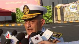 مدير الكلية البحرية: نوفر الإمكانيات للتطوير والارتقاء بالأداء