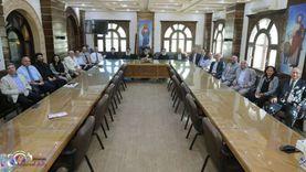 البابا تواضروس يضع خطة عمل المستشفيات الكنسية بالإسكندرية