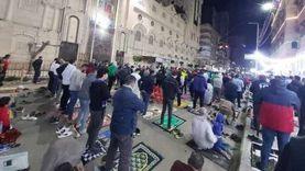 «أرض المحبة».. مسلمون يصلون التراويح على أعتاب كنيسة بالإسكندرية