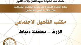 """الخميس.. فتح باب التقديم لـ""""جائزة التميز الحكومي"""" لموظفي الدولة"""