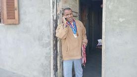 وزير الرياضة يستجيب لـ«الوطن» ويلتقي«الحديدي» بطل ألعاب القوى للمعاقين