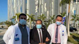 مدير «عزل أبو خليفة»: 100 من طاقم المستشفى سجلوا أسمائهم لتلقي اللقاح اليوم