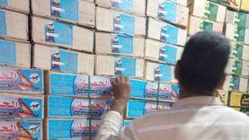 إعدام طن ونصف أغذية فاسدة وغلق 20 منشأة في الشرقية