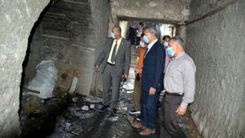 بحضور محافظ القليوبية.. السيطرة على حريق في المدفن الصحي للقمامة بالعبور