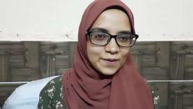 زينب حربي الثانية على ثانوية الأزهر: أتمنى دخولي تربية قسم لغة عربية
