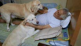 توفيق عبد الحميد: ظهرت مع كلابي للتبرؤ من «الصفحات المزيفة»