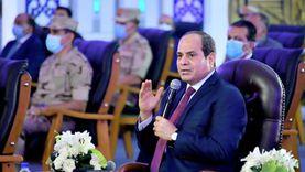 السيسي يحيي الشباب في يومهم: قوة حقيقية بمعركة مصر المقدسة للبناء