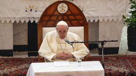 أربيل تغلق منافذها استعداد لاستقبال البابا.. ورفع لافتات ترحب بالزيارة